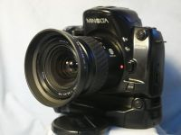 '        800SI + 28-80MM + Grip -PROFESSIONAL- -NICE SET-MINT- ' Minolta 800SI SLR Camera £99.99